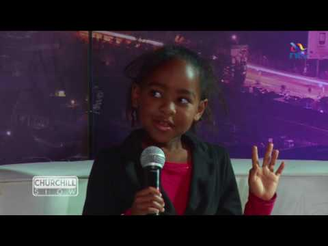 She is  just 8 but has her goals set, here is Shanna's story