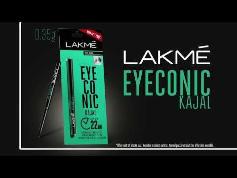 Lakmé Eyeconic Kajal