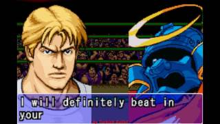 Final Fight One (USA) (Game Boy Advance) - (Longplay - Cody Travers   Very Hard Difficulty)