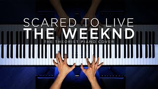 Baixar The Weeknd - Scared To Live | The Theorist Piano Cover