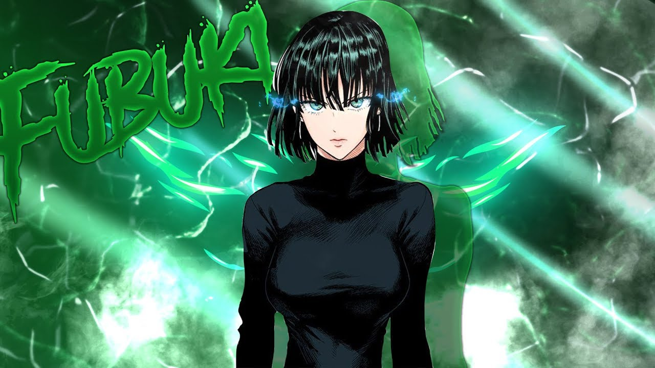 Speed Art Fubuki One Punch Man Wallpaper Youtube