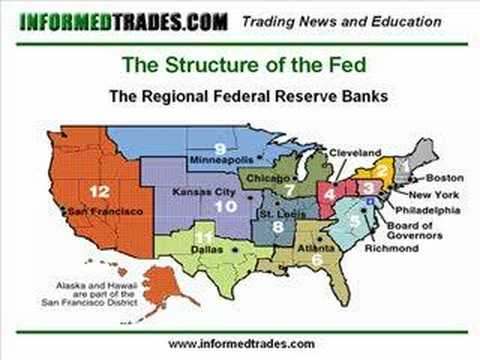 Federal Reserve System Structure 58. What Traders Need ...