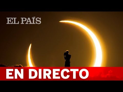 DIRECTO  Sigue el ECLIPSE SOLAR desde Chile