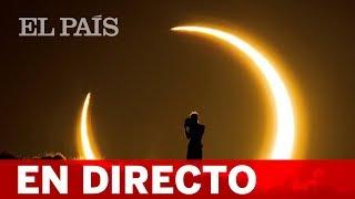 DIRECTO | Sigue el ECLIPSE SOLAR desde Chile