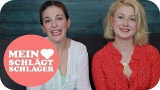 Sarah Jane Scott & Dana Newman - AMERICAN Schlager Singer in GERMANY?! Yes!!!