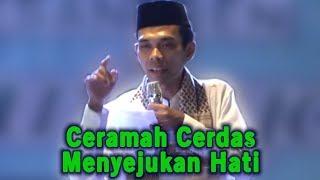 UAS Memang MENCERAHKAN! Ceramah Cerdas Menyejukan Ustadz Abdul Somad Di PONPES Al Qur'aniyah TANGSEL