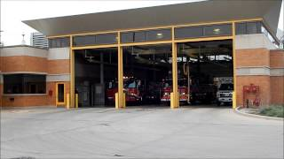 Chicago FD Engine Co. 102, Truck Co. 25 Ambulance 56, Truck Co. 47 And Engine Co. 70 Responding