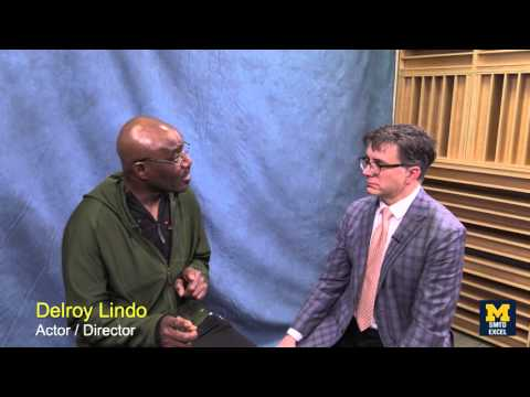 EXCELcast: Actor Delroy Lindo on Preparation