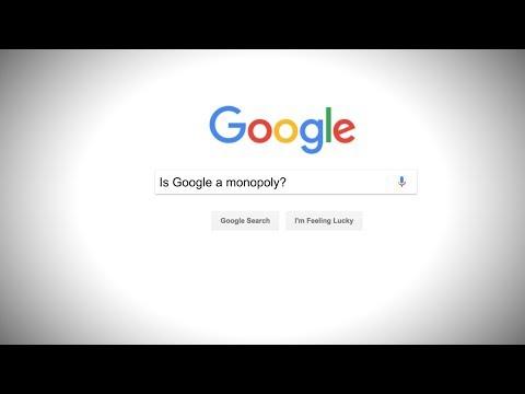 هل تحتكر غوغل الإنترنت؟ شاهد الفيديو واحكم بنفسك  - 15:55-2018 / 11 / 19