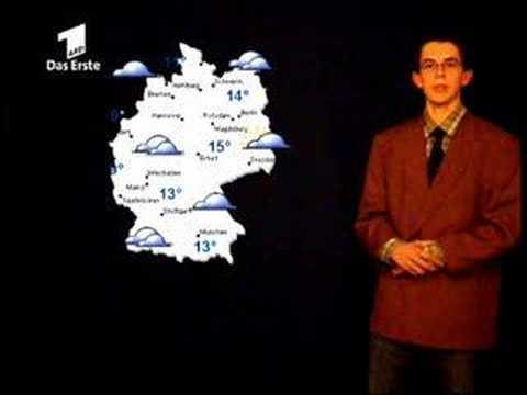 My German Weather Forecast