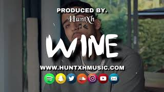 B Young - WINE [OFFICIAL INSTRUMENTAL] (Prod By. Huntxh)