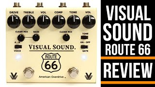 Visual Sound Route 66 | Review Guitar Interactive Magazine