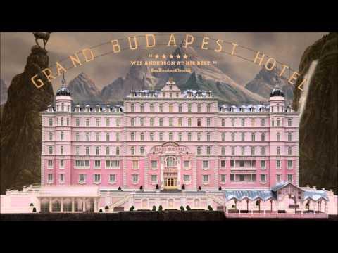 [OST] The Grand Budapest Hotel - S'Rothe-Zäuerli (Main Theme)
