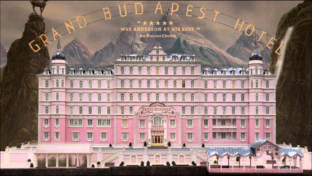 Grand Budapest Hotel Ost