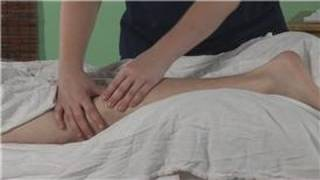 massage techniques how to massage a pulled muscle