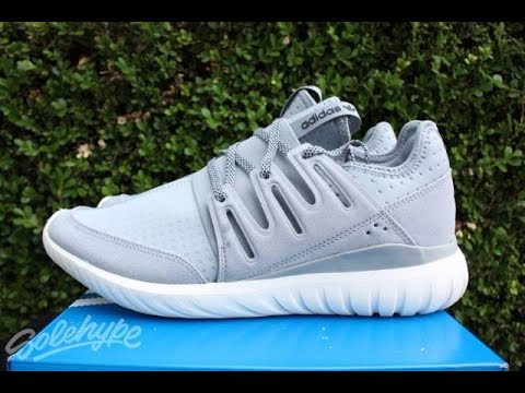 finest selection d2011 51254 Unboxing Review sneakers Adidas Tubular Radial S80112