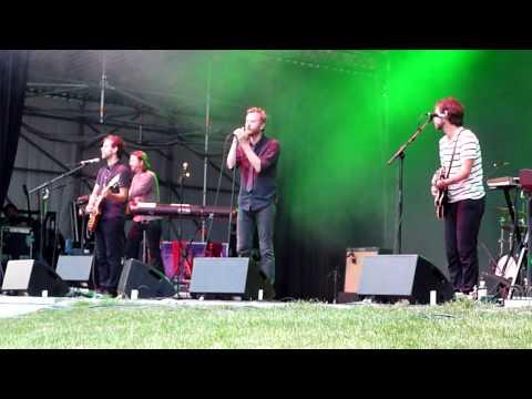 The National - Available/Cardinal Song (live at Stadtpark Hamburg 08.07.2010)
