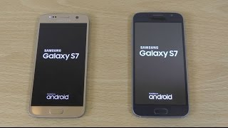 Samsung Galaxy S7 vs Samsung Galaxy S7 Clone - Speed Test!