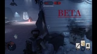 Star Wars: Battlefront Beta - Turning the wrong corner...
