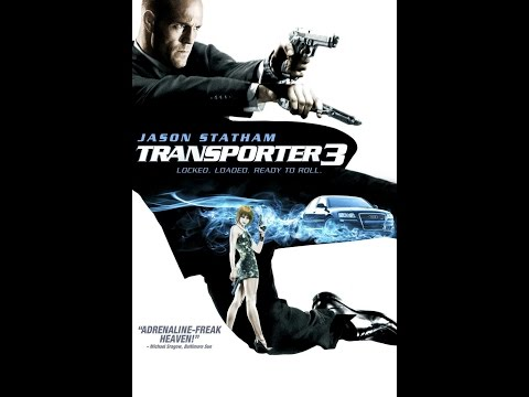 Transporter 3 2008. Jason Statham, Robert Knepper, Action, Adventure, Crime thumbnail