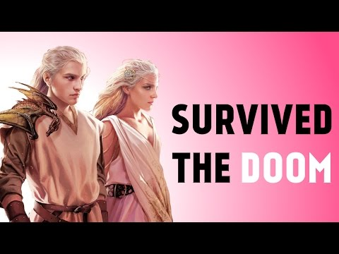 The Valyrians who Survived the DOOM (Game of Thrones)