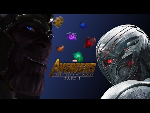 Marvel: Avengers | Infinity stones/ Infinity War saga story