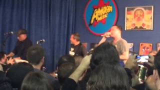 Faith No More, Superhero (Leader of Men) Live at Amoeba Records in San Francisco