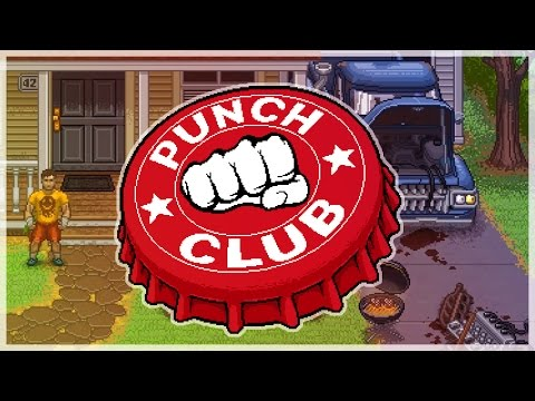 This Can't Be Real! - Punch Club - Episode 1 (Knock Down)  