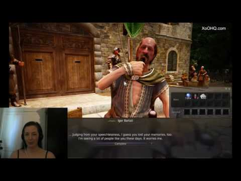 Stream: Black Desert - Questing, Lore, and Storyline exploration (Ep. 1)