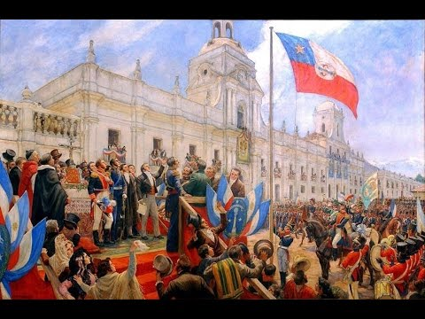 Independence of Chile Mod for Mount and blade