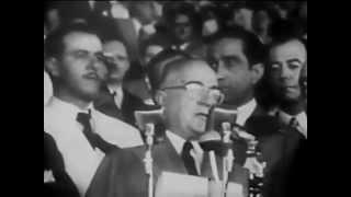 Discurso de Getúlio Vargas no Dia do Trabalho