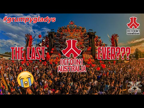 The Last Defqon.1 Australia Ever?? 😭