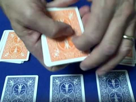 Split Precision- Card Tricks For Beginners