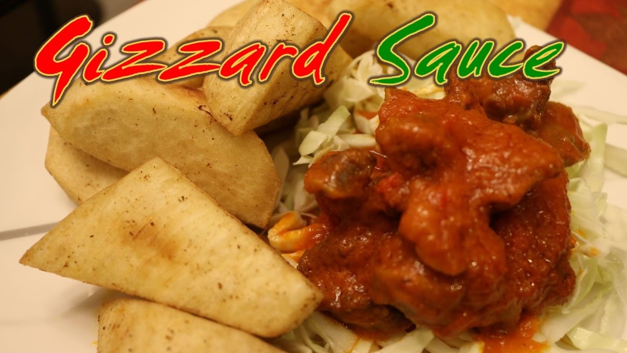 how to make gizzard suya