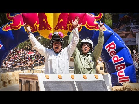 What's your favorite costume in this Red Bull Soapbox Race?
