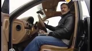 Porsche Cayenne Тест драйв