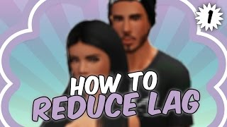 Sims 3 || How TO Reduce Lag: 3 MAGIC MODS + RESETTING THE TOWN (1)