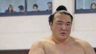 角界のスター・大関同士の大決戦!琴奨菊 VS 稀勢の里 ! 大相撲・幕内...