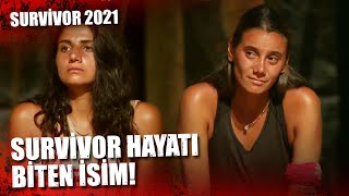 SURVİVOR'A KİM VEDA ETTİ?   Survivor 2021