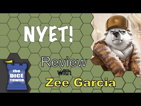 Nyet review - with Zee Garcia