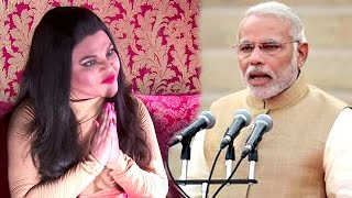 rakhi sawants appeal to pm narendra modi on getting arrested for valmiki comment controversy