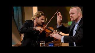 David Garett fällt auf Bühne - TV total classic
