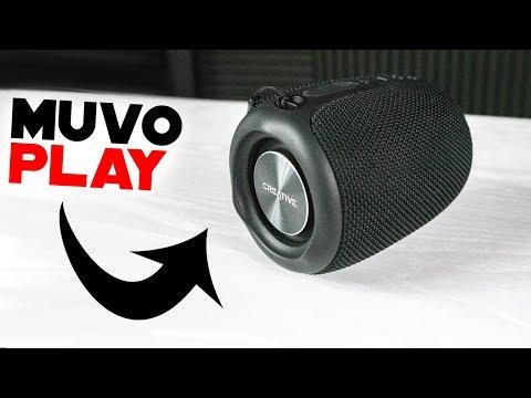 Creative Muvo Play - Pogromca JBL, Następca Muvo 1c - Rewelacyjny Głośnik Za 150zł