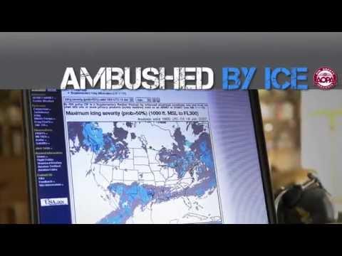 Real Pilot Story: Ambushed by Ice