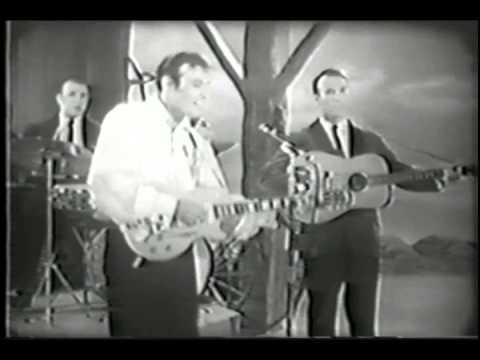 Carl Perkins - Matchbox - Live 1957