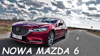 2019 Mazda 6 / wrażenia z jazdy - TEST PL
