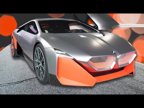 BMW's Vision For The Future!