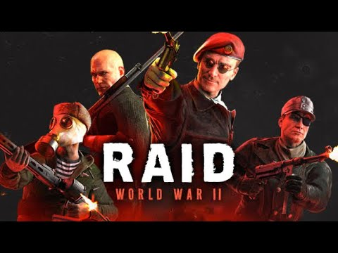 Gas [Raid World War 2] |