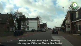 Dwalen door onze mooie Regio met zang van Willem van Hooren Duo Remix