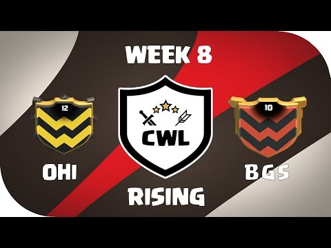 CWL Rising - Week 8 - Season 2 - OneHive Invicta VS Bangladesh